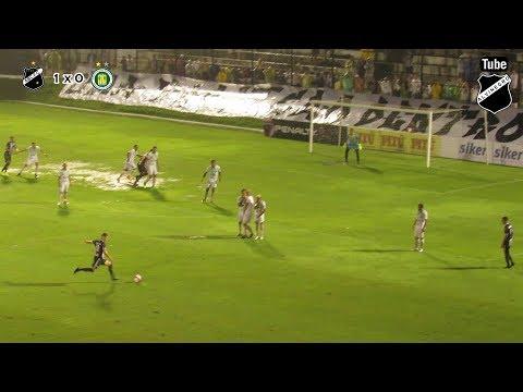 ABC 1 x 0 ASSU   Estadual 2018   ARQUIBANCADA