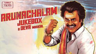 Think Tapes -  Arunachalam Jukebox | Superstar Rajinikanth , Soundarya | Deva | Sundar C