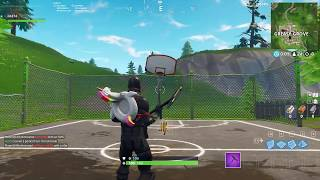 Can you score a basketball goal in Fortnite? Part 2