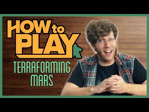 How to Play Terraforming Mars!