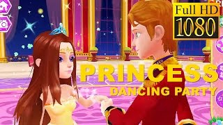 Princess Dancing Party Game Review 1080P Official LibiiEducational