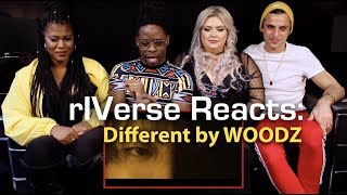 RIVerse Reacts: Different By WOODZ   MV Reaction