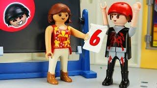 Kevin muss zur Schule!    Playmobil Polizei Film   KARLCHEN KNACK #249