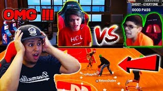 i Hosted the First Squeaker Only Tournament For 1 MILLION VC 😂🤣 NBA 2K19 OMG IT GOT DIRTY !!!!