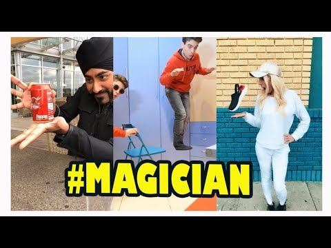 Tik Tok Funny Magic Talent Compilation