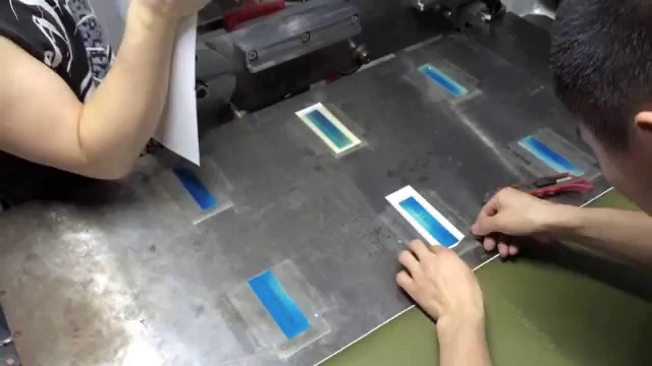 TECHNOFOIL 1050-FC FOIL STAMPER 1