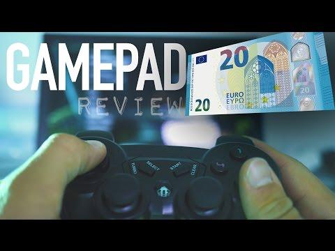 GAMEPAD FÜR 20 EURO - Playstation Feeling auf dem PC ?