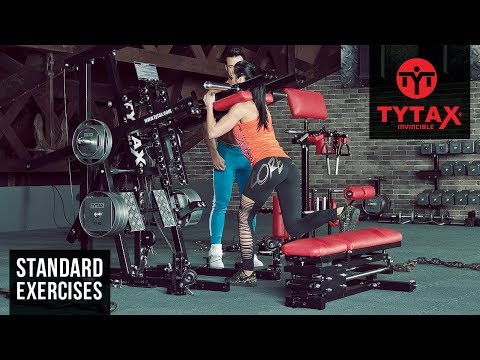 TYTAX® M1 | Lever Split Squat