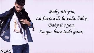 It's You - Abraham Mateo (letra)