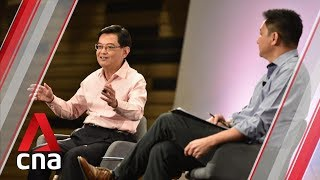 DPM Heng Swee Keat on working with Singaporeans to design, implement policies | Full Q&A