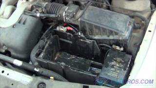 Battery Replacement Ford Contour 1996-2000
