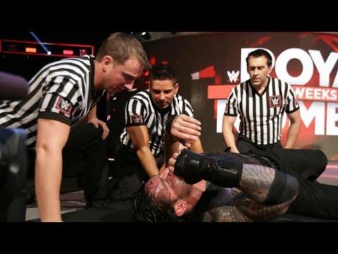 Ups & Downs From Last Night's WWE Raw (Jan 16)