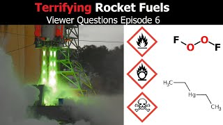 Deep Space Questions Episode 6 - Radiation Hardened Computers, Propellent Depots, Scary Rocket Fuels