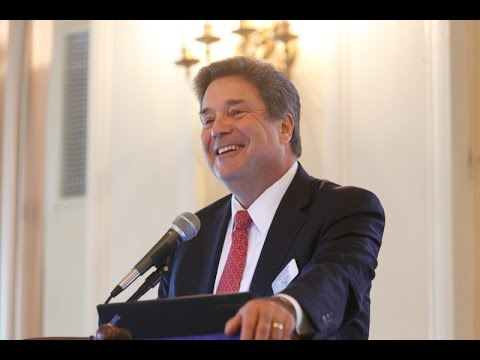 John Plueger - The September 2014 Luncheon