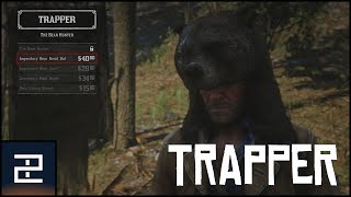 Red Dead Redemption 2 | The Trapper | Location + Tutorial