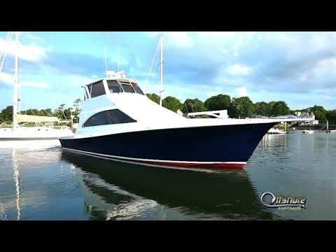 Ocean Yachts Super Sport video