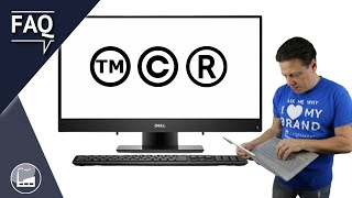 How To Type Trademark TM, Registered (R) and Copyright (C) Symbols on Windows Keyboard with Numpad