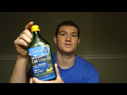 Carlson's Cod Liver Oil Review and Benefits