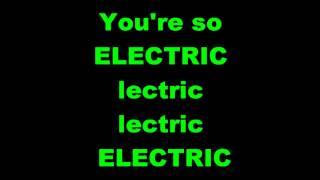 Electric Lyrics - Shawn Desman