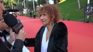 Festa del Cinema di Roma, omaggio a Fantozzi: intervista ad Anna Mazzamauro sul red carpet