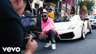 Chaz French - Hol' Up (Behind The Scenes) ft. Shy Glizzy