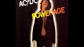 AC/DC Powerage - Rock 'N' Roll Damnation