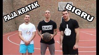 BASKET U LOPTU! w/Bigru i Paja Kratak