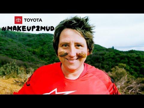 Toyota #Makeup2Mud Stefy Bau