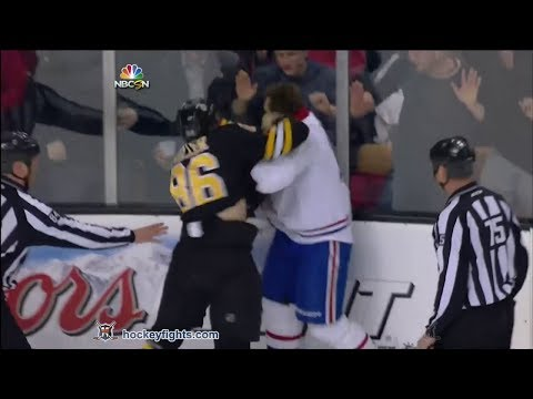 Kevan Miller vs. Travis Moen