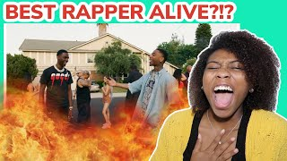 Young Dolph, Key Glock   Baby Joker (Official Video) REACTION!
