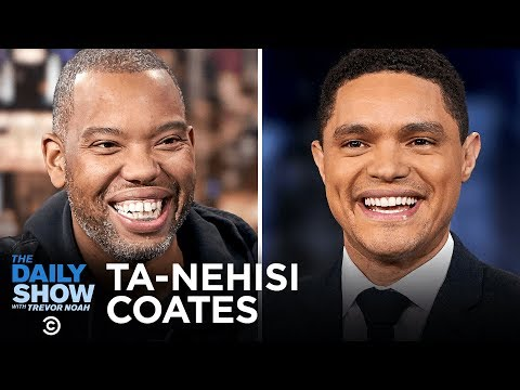 "Ta-Nehisi Coates - A Unique Take on a Familiar World in ""The Water Dancer"" 