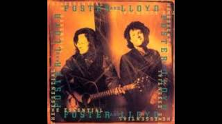 Foster And Lloyd - Hard To Say No