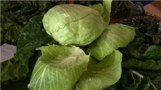 Cabbage Recipes : An Easy Way to Remove Cabbage Leaves for Cabbage Rol