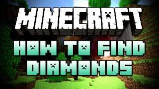 ►Minecraft: HOW TO FIND DIAMONDS! (MC 1.11.2)◄