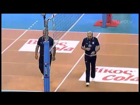 VOLLEYLEAGUE PLAY OFF: ΠΑΟΚ – ΠΑΝΑΘΗΝΑΪΚΟΣ | 03/07/2020 | ΕΡΤ