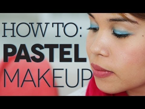 How To: Pastel Makeup