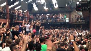 Music on Closing party@Amnesia (27-09-15) Marco Carola plays  k15 Carlos Sanchez.