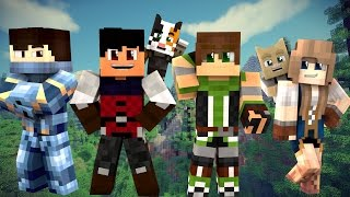 """Minecraft - Hunters of Flahara Roleplay S1:E1 """"LAND OF MONSTERS"""""""