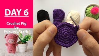 Mistakes were made || 100DaysOf10MinuteCrochet || Day 6