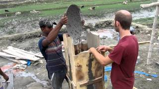 preview picture of video 'Compaction Meter Installation   khulna part 1'