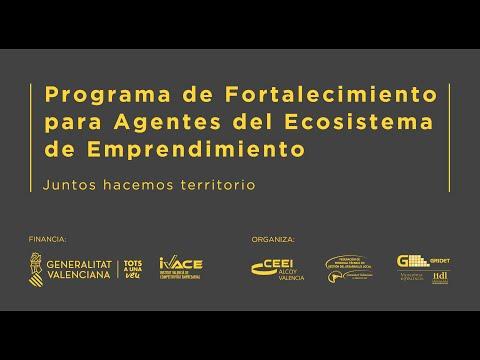 Presentación Actividades 2021 para Agentes del Ecosistema de Emprendimiento[;;;][;;;]