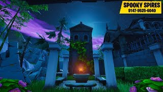 Thumbnail for Spooky Spires