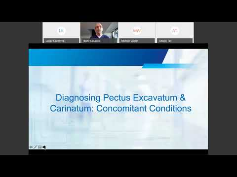 Nuss Procedure Professional Community – Webinar Recording