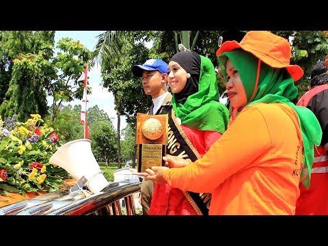 Parade Piala Adipura Kencana Kota Tangerang 2017