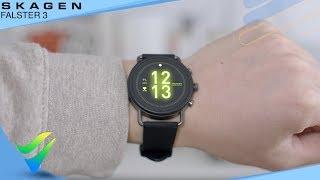 Die beste Smartwatch mit WearOS: Skagen Falster 3 Review | Venix