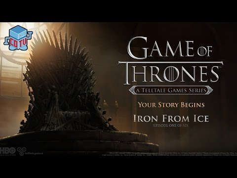 Game of Thrones: Episode 1 — Iron From Ice