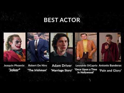 Oscar Predictions 2020 & Snubs