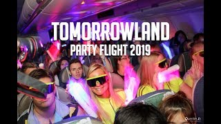 Tomorrowland Party Flight 2019