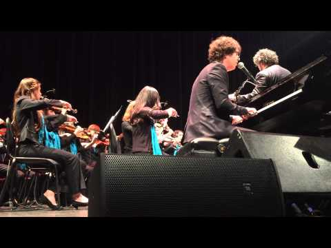 Ben Folds & Chicago Youth Symphony Orchestra - Landed Mp3