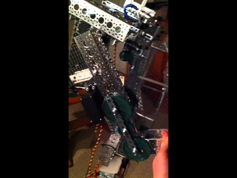 Project 87 Update - January 12, 2016 [Anthropomorphic Robot now has arms mounted]
